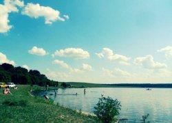 Рыбалка в Ратыщах Тернопольской области-1