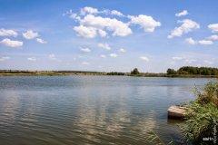Рыбалка у села Садовое в Ровенской области-1