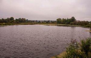 Рыбалка у села Сергеевка в Ровенской области-1