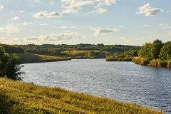 Рыбалка в Прудянке Харьковской области