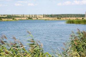 Рыбалка в селе Тучин в Ровенской области-1