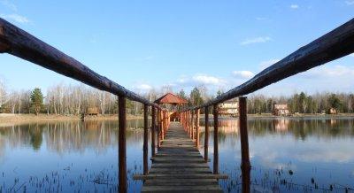 Рыболовно-охотничья база «Воронуха»