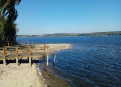 Ладыжинское водохранилище в Винницкой области-1