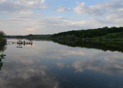 Озеро Константовка 3 в Харьковской области