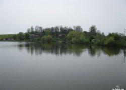 Рыбалка в селе Добряны в Львовской области-1
