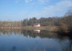 Рыбалка в Вербке Хмельницкой области-1