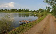 Озеро Константивка 1 в Харьковской области-1