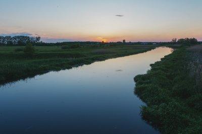 Рыбалка в городе Буск в Львовской области-1