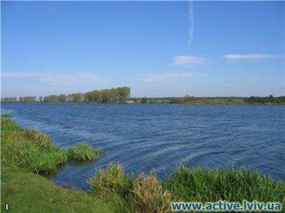 Рыбалка в селе Купче в Львовской области-1